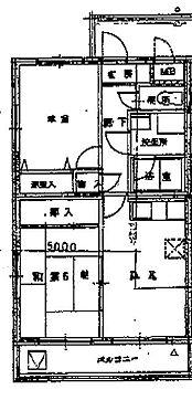 マンション(建物全部)-相模原市中央区矢部1丁目 間取り図