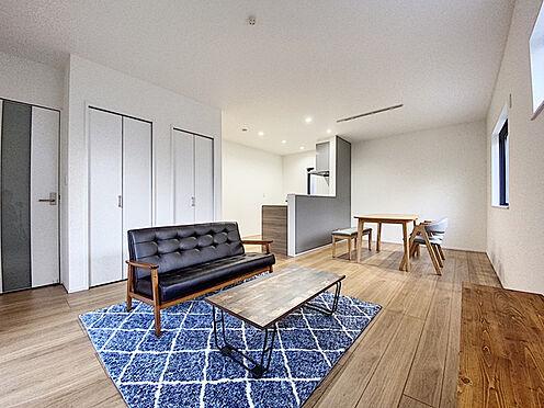 新築一戸建て-福岡市城南区樋井川4丁目 家族みんなが気持ちよく過ごすための構造と使いやすい間取りを実現。