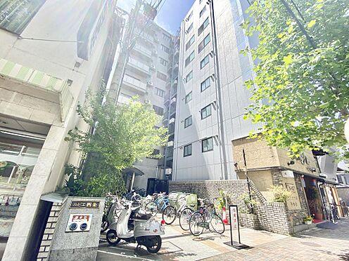 区分マンション-京都市中京区壬生仙念町 現在賃貸中です。洋室8.4帖、南向きのバルコニーがあり日当たり良好です。