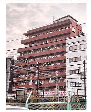 マンション(建物一部)-新宿区百人町2丁目 外観