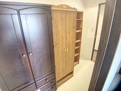 中古マンション-名古屋市天白区島田1丁目 約2.2帖の大型収納室あり!荷物の多いご家族でも安心です。綺麗な室内を保つことができます。