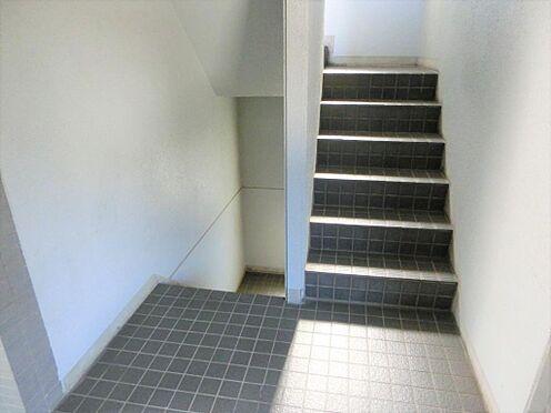 マンション(建物一部)-世田谷区八幡山1丁目 階段です。