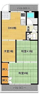 マンション(建物一部)-京都市南区上鳥羽八王神町 間取り