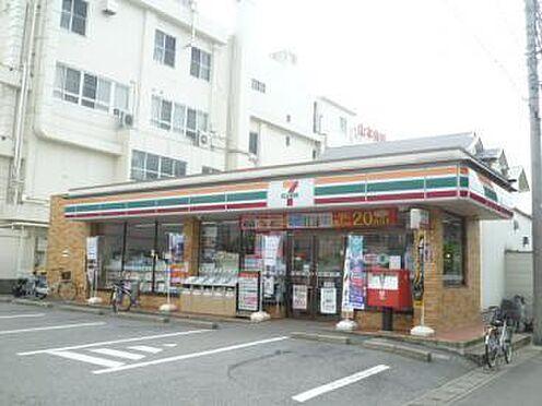 アパート-松戸市小金 セブンイレブンきよしケ丘店まで498m