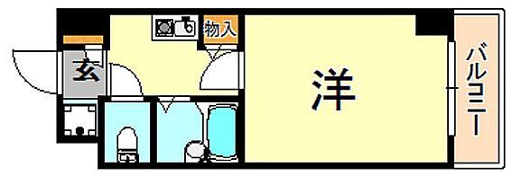 マンション(建物一部)-神戸市東灘区深江北町1丁目 2点セパレートで清潔感あり。