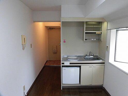中古マンション-新宿区戸山1丁目 キッチン