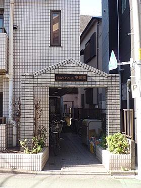 マンション(建物一部)-板橋区仲町 エントランスの様子