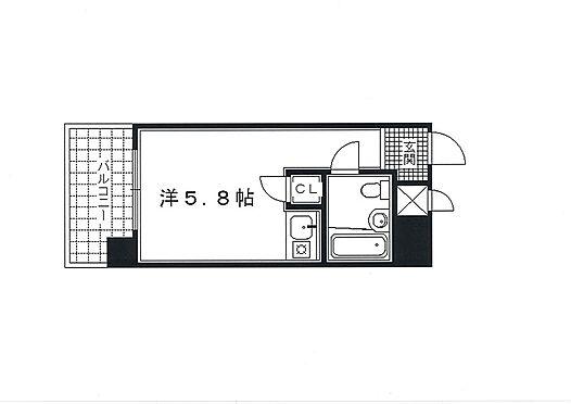 マンション(建物一部)-京都市南区東九条北松ノ木町 間取り