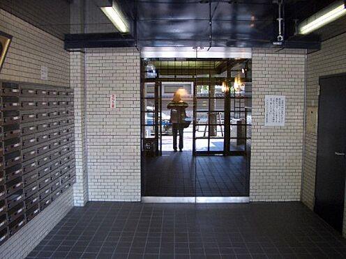 マンション(建物一部)-三鷹市下連雀3丁目 エントランス内の様子
