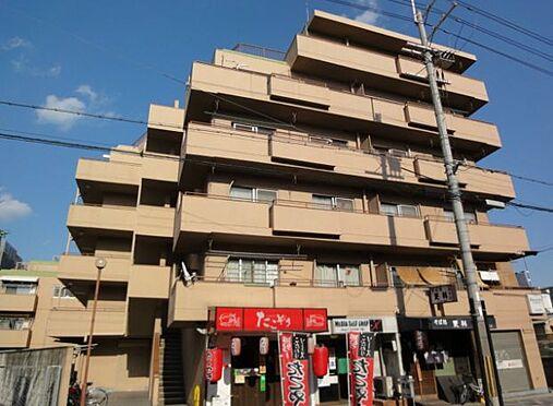 マンション(建物一部)-京都市山科区大宅御供田町 重厚感のある外観