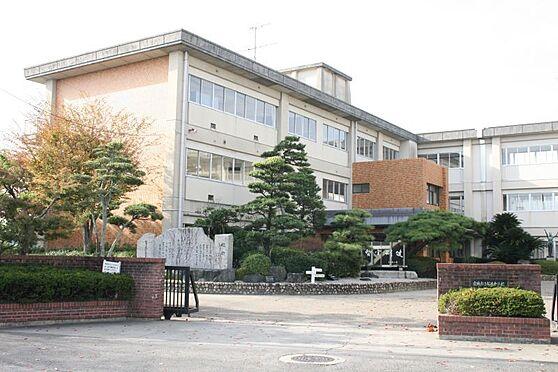 新築一戸建て-安城市姫小川町姫 桜井中学校 575m 徒歩約8分