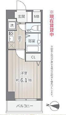 マンション(建物一部)-文京区大塚5丁目 間取り