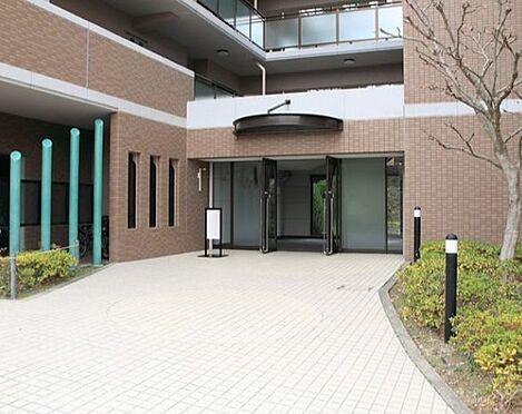マンション(建物一部)-神戸市北区桂木2丁目 綺麗なエントランス