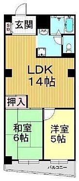 マンション(建物一部)-神戸市中央区花隈町 広々使える1LDK