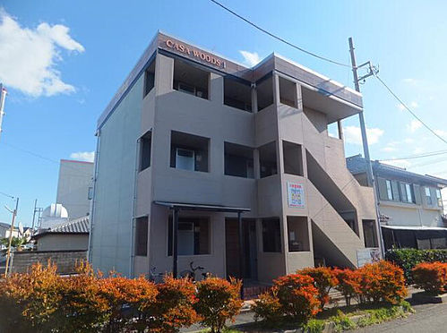 アパート-水戸市新荘2丁目 外観