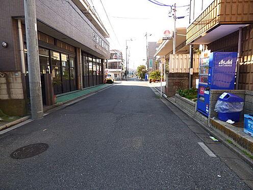 一棟マンション-江戸川区西一之江2丁目 前面道路