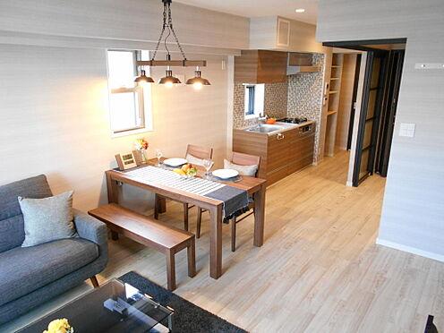 マンション(建物一部)-北区志茂2丁目 別部屋・3階モデルルーム写真(2020年5月撮影)