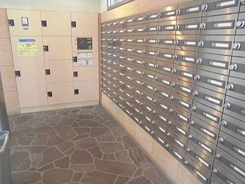 マンション(建物一部)-大阪市港区市岡元町1丁目 便利な宅配ボックス
