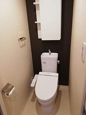 中古マンション-横浜市神奈川区片倉4丁目 トイレ