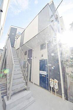 アパート-川崎市幸区戸手3丁目 外観