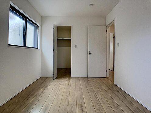 戸建賃貸-一宮市貴船1丁目 収納完備でお部屋を広く使用できます