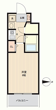 マンション(建物一部)-神戸市中央区加納町3丁目 間取り