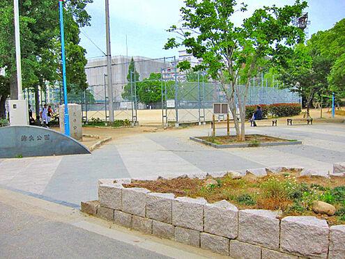 区分マンション-大阪市城東区中央3丁目 蒲生公園 約2m 徒歩1分