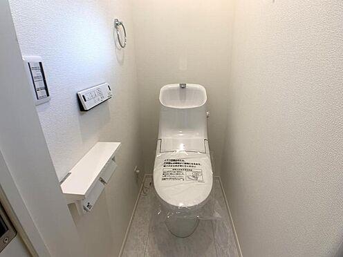 新築一戸建て-名古屋市中村区中村町5丁目 ※他現場での施工事例です。1,2階にトイレが有り忙しい朝も便利!
