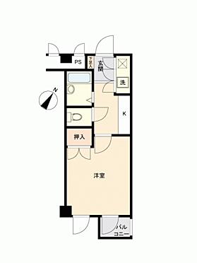 マンション(建物一部)-金沢市本多町1丁目 間取り