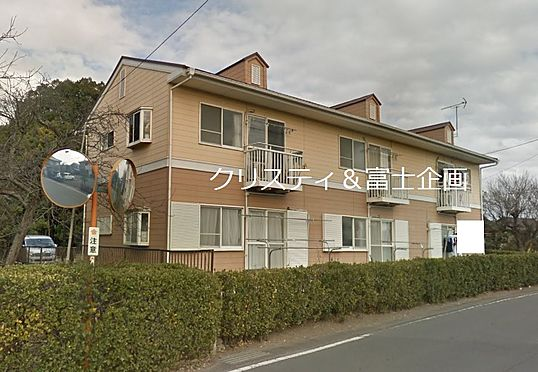 アパート-水戸市内原町 外観