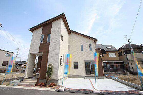新築一戸建て-橿原市曽我町 大和八木駅まで徒歩16分、小中学校も徒歩8分程と子育て世代に便利な立地です。