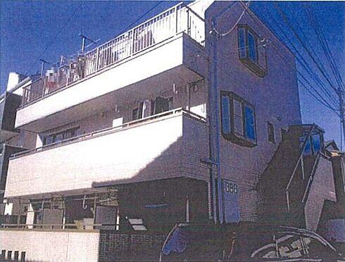 マンション(建物全部)-川崎市幸区鹿島田3丁目 外観