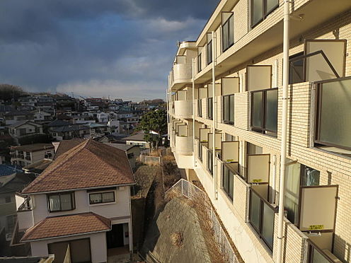 マンション(建物一部)-横浜市神奈川区三ツ沢南町 外観