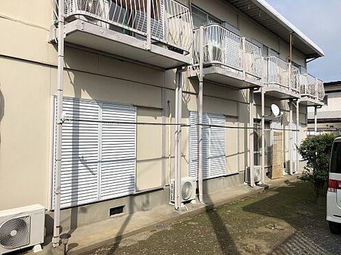 アパート-水戸市東野町 外観