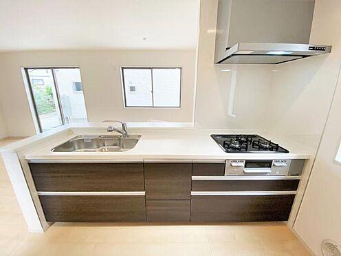 新築一戸建て-仙台市宮城野区燕沢東3丁目 キッチン