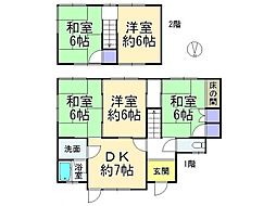 近鉄生駒線 信貴山下駅 徒歩2分