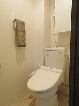 中古マンション-町田市小山ヶ丘4丁目 温水暖房便座付きトイレ