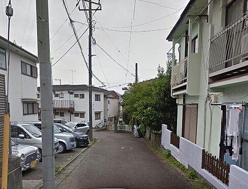 アパート-横浜市港北区日吉本町6丁目 前面道路