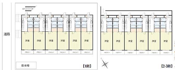 マンション(建物全部)-横浜市鶴見区東寺尾5丁目 間取り