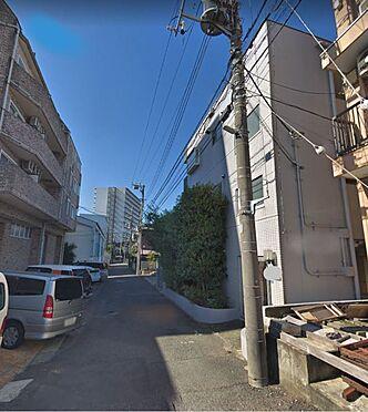 マンション(建物全部)-川崎市中原区木月4丁目 前面道路