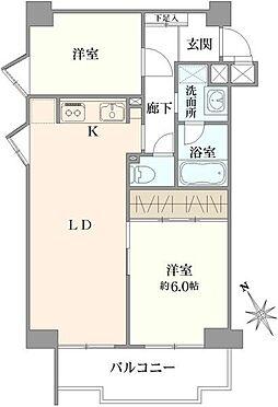 マンション(建物一部)-大阪市西淀川区御幣島2丁目 間取り
