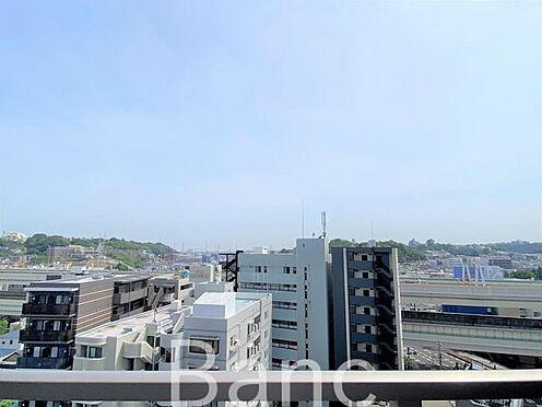 中古マンション-横浜市南区高砂町2丁目 11階部分からの眺望です。