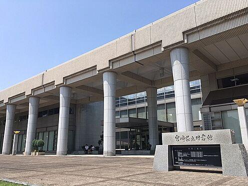 事務所(建物全部)-宮崎市神宮2丁目 県立図書館