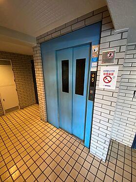 中古マンション-蕨市南町4丁目 エレベーター