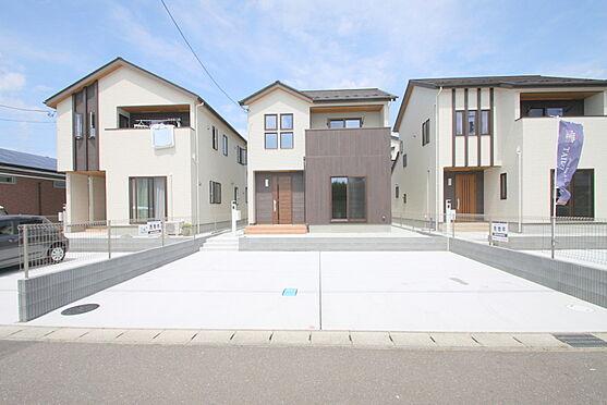 新築一戸建て-仙台市泉区向陽台1丁目 外観