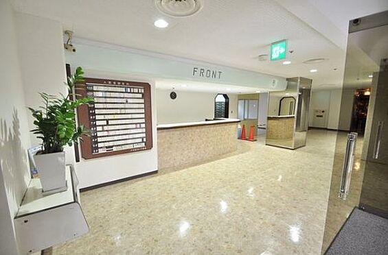 マンション(建物一部)-大阪市福島区福島2丁目 清潔感のあるエントランス