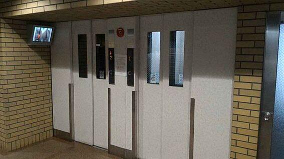 マンション(建物一部)-大阪市中央区北久宝寺町2丁目 防犯カメラ搭載のエレベーター