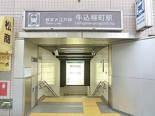 中古マンション-新宿区原町3丁目 最寄り駅(牛込柳町駅)