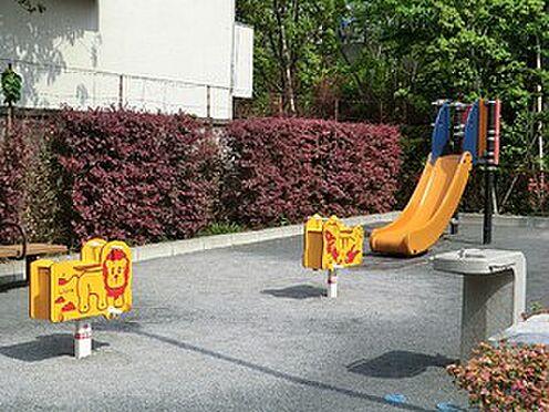マンション(建物一部)-港区赤坂8丁目 周辺環境:一ツ木児童遊園
