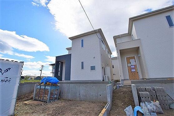 新築一戸建て-白石市東町2丁目 外観